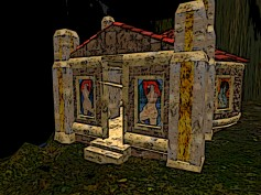 Priestess temple